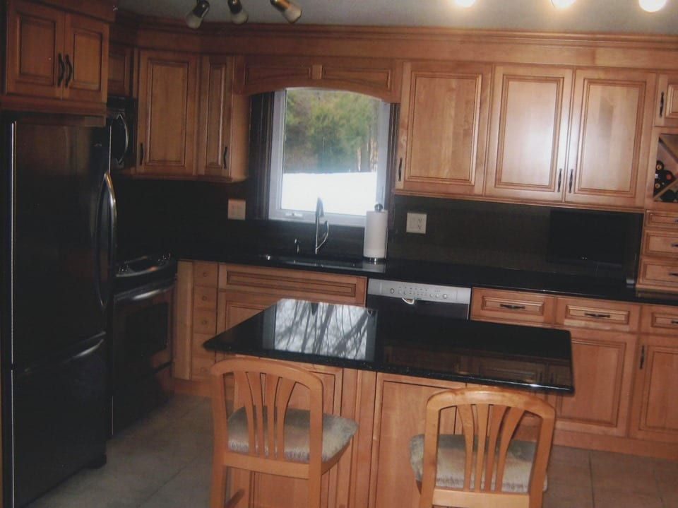Kitchen Remodeling in Palmer Town, MA (4273)